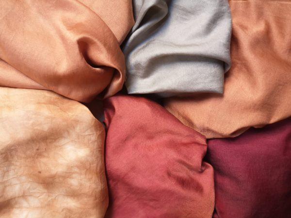 Housse de coussin couleurs
