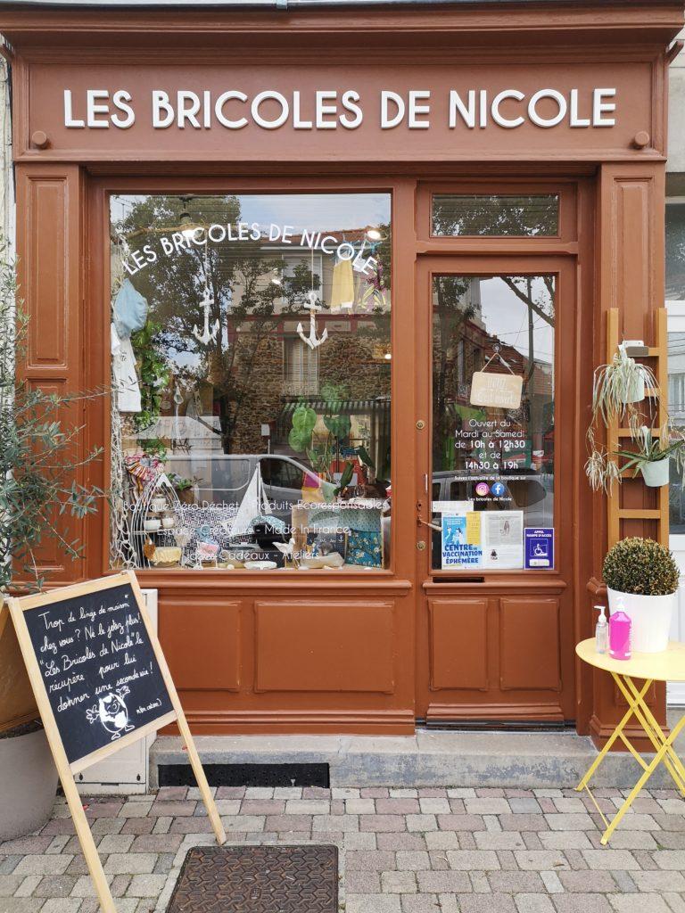 Boutique Les Bricoles de Nicole